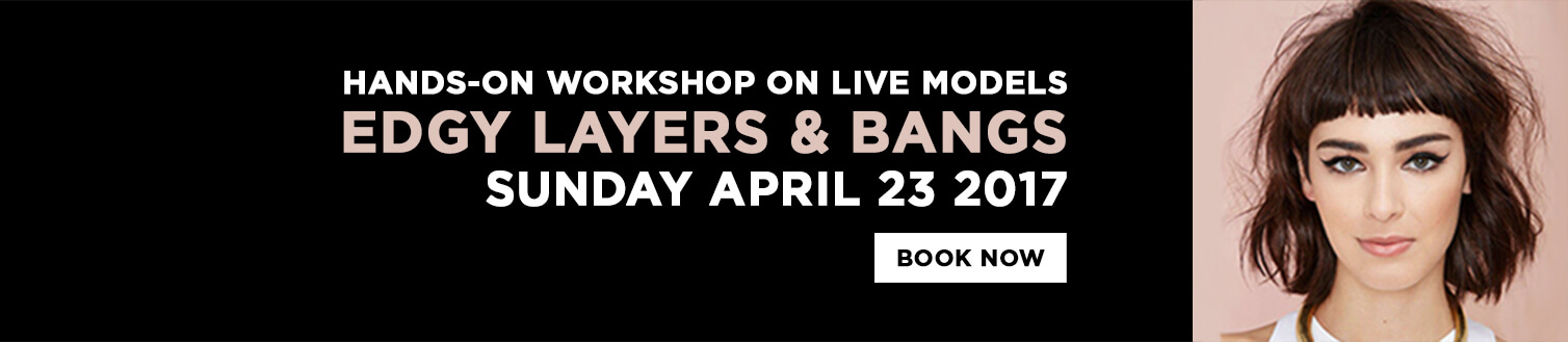 edgy layers and bangs workshop april