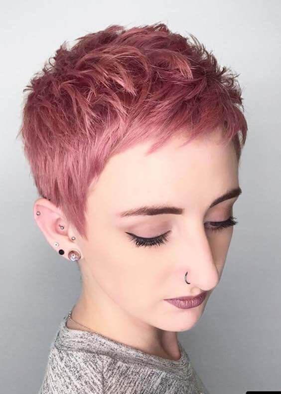 Women's Short Haircut 2020 - NYC Workshop